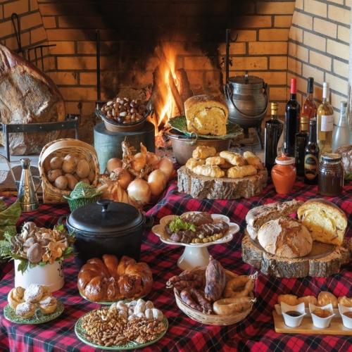 Tradições Gastronómicas