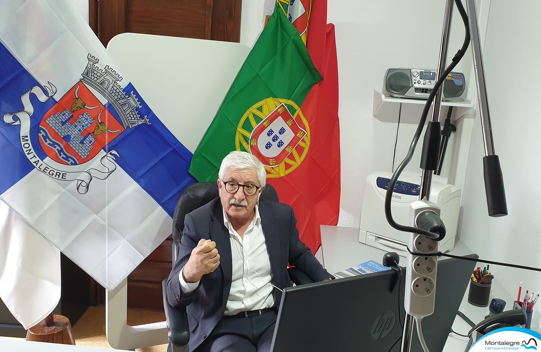 "Orlando Alves entrevistado para o programa ""Sociedade Civil"" da RTP2"